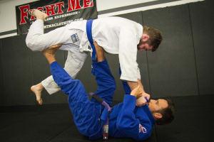 Jiu Jitsu in Hawthorne - Systems Training Center