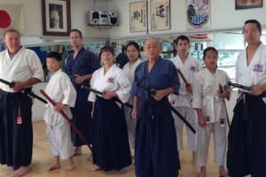 International Karate Association Weapons