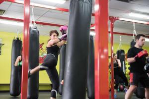 Kersey Kickbox Fitness Club Fitness Kickboxing
