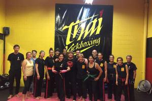 Cardio Kickboxing in Kenilworth - Karate World