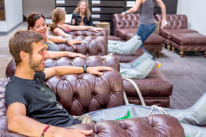Recovery in Chicago - EDGE Athlete Lounge