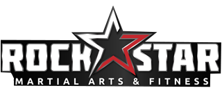Rockstar Martial Arts and Fitness Logo