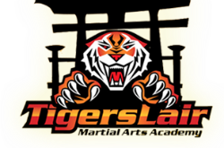 Tigers Lair Logo