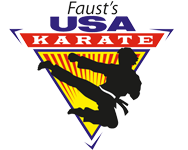 Faust's USA Karate Logo