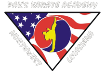 Pak's Karate Northwest Louisiana Logo
