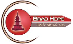 Brad Hope Family Martial Arts Logo