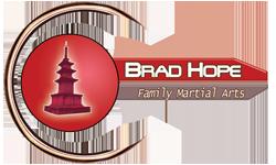 Brad Hope Family Martial Arts Logo