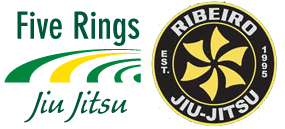 Five Rings Jiu Jitsu Logo