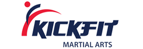 KickFit Martial Arts School Reading Logo