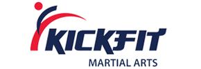 KickFit Martial Arts School Wimbledon Logo