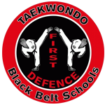 First Defence Black Belt Schools Logo