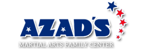 Azad&#39;s Martial Arts Family Center Logo