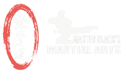 Master Black's Martial Arts Logo