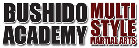 Rick Hall&#39;s Bushido Karate Academy Logo