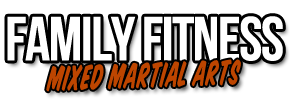 Family Fitness Mixed Martial Arts Logo
