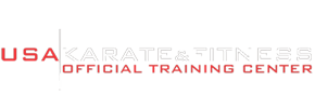 USA Karate &amp; Fitness Official Training Center Logo