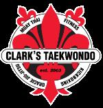 Clark's Tae Kwon Do Logo