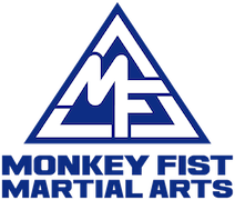 Monkey Fist Martial Arts Logo