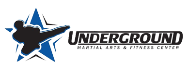 Underground Martial Arts And Fitness Center Logo
