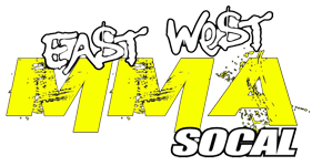 East West MMA SoCal Logo