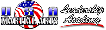 USA Martial Arts and Fitness Logo