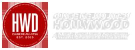 Clube De Jiu Jitsu Hollywood Logo