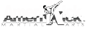Amerikick Martial Arts Logo