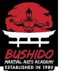 Bushido Martial Arts Academy Logo