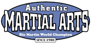 Authentic Martial Arts Logo