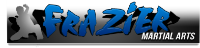 Frazier Martial Arts Logo