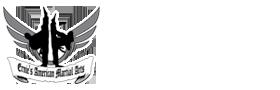 Ernie's American Martial Arts Logo