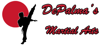 DePalma's TEAM USA Martial Arts Logo