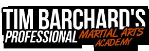 Professional Martial Arts Academy Logo