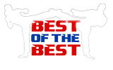 Best Of The Best Martial Arts Logo
