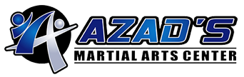Azad's Martial Arts Family Center Logo