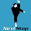 NEXTStep Martial Arts Logo
