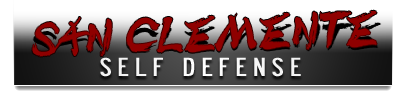 San Clemente Self Defense Logo
