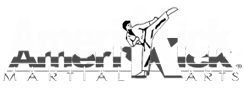 Amerikick Martial Arts - Delran Logo