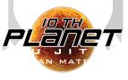 10th Planet Jiu Jitsu San Mateo Logo