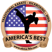 america&#39;s best martial arts Logo