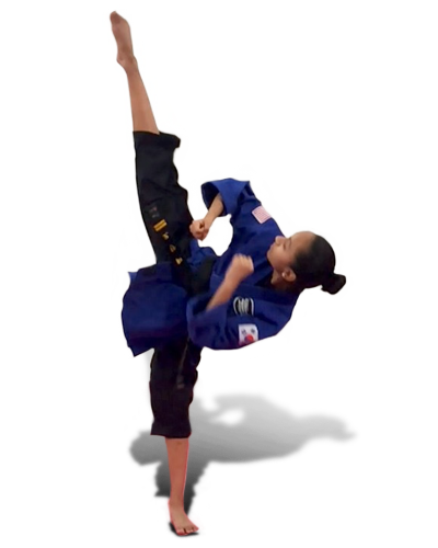 Kids TaeKwonDo and Kickboxing