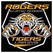 Rogers Jiujitsu Academy Logo