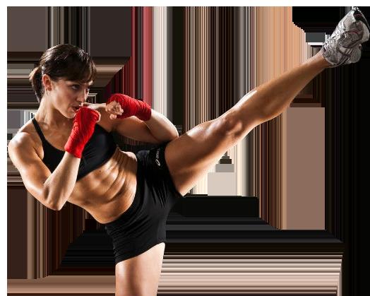 Adult Fitness Kickboxing