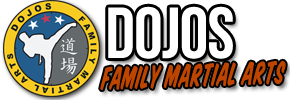 Dojos Family Martial Arts Logo