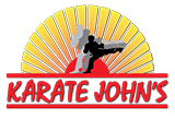 Karate John's Martial Arts Logo