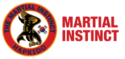 The Martial Instinct Self Defense Logo