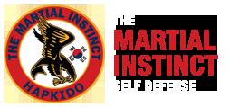 The Martial Instinct Self Defense Logo