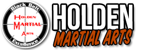 Holden Martial Arts Logo