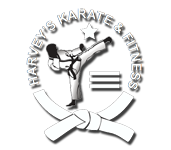 Harvey's Karate and Fitness Logo