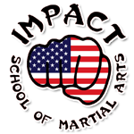 Impact School Of Martial Arts Logo